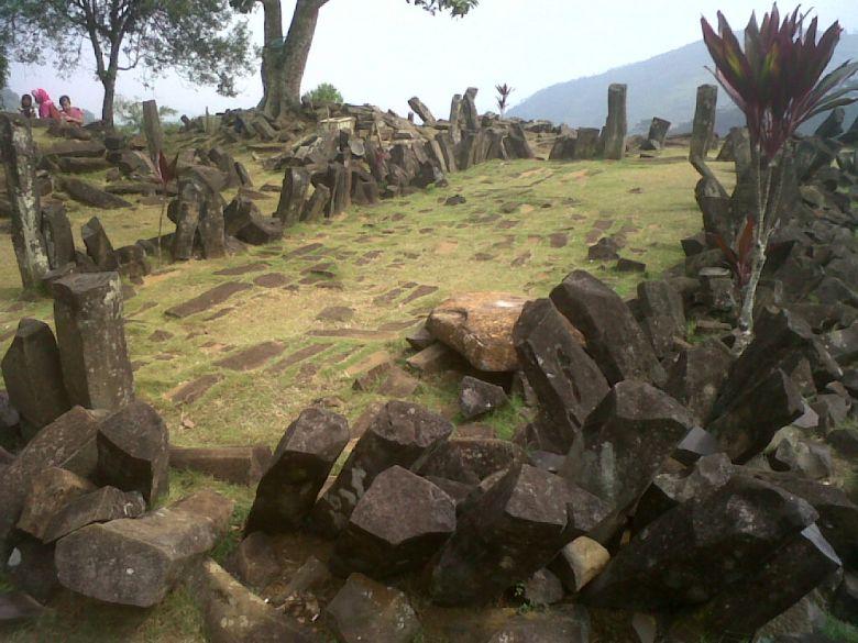 Sejarah Gunung Padang Cianjur di Indonesia